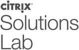 Citrix Solutions Lab
