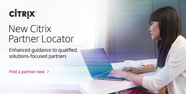 New Citrix Partner Locator guides prospects to partners