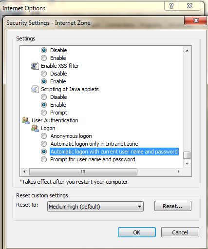 How to configure Integrated Windows Authentication with Citrix Director