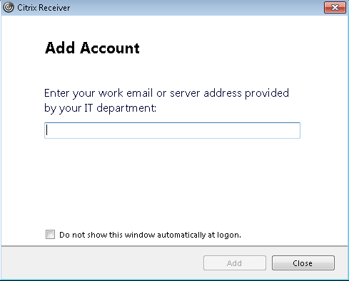 citrix receiver 4.5