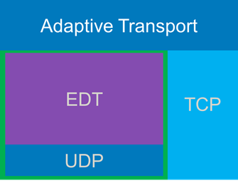 Adaptive Transport