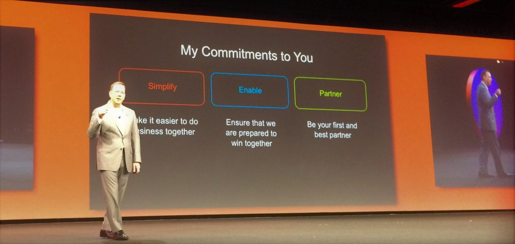 Craig Stilwell's 3 commitments to partners made at Citrix Summit 2017