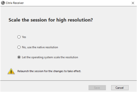 Making Sense of High-resolution Displays and DPI with Citrix