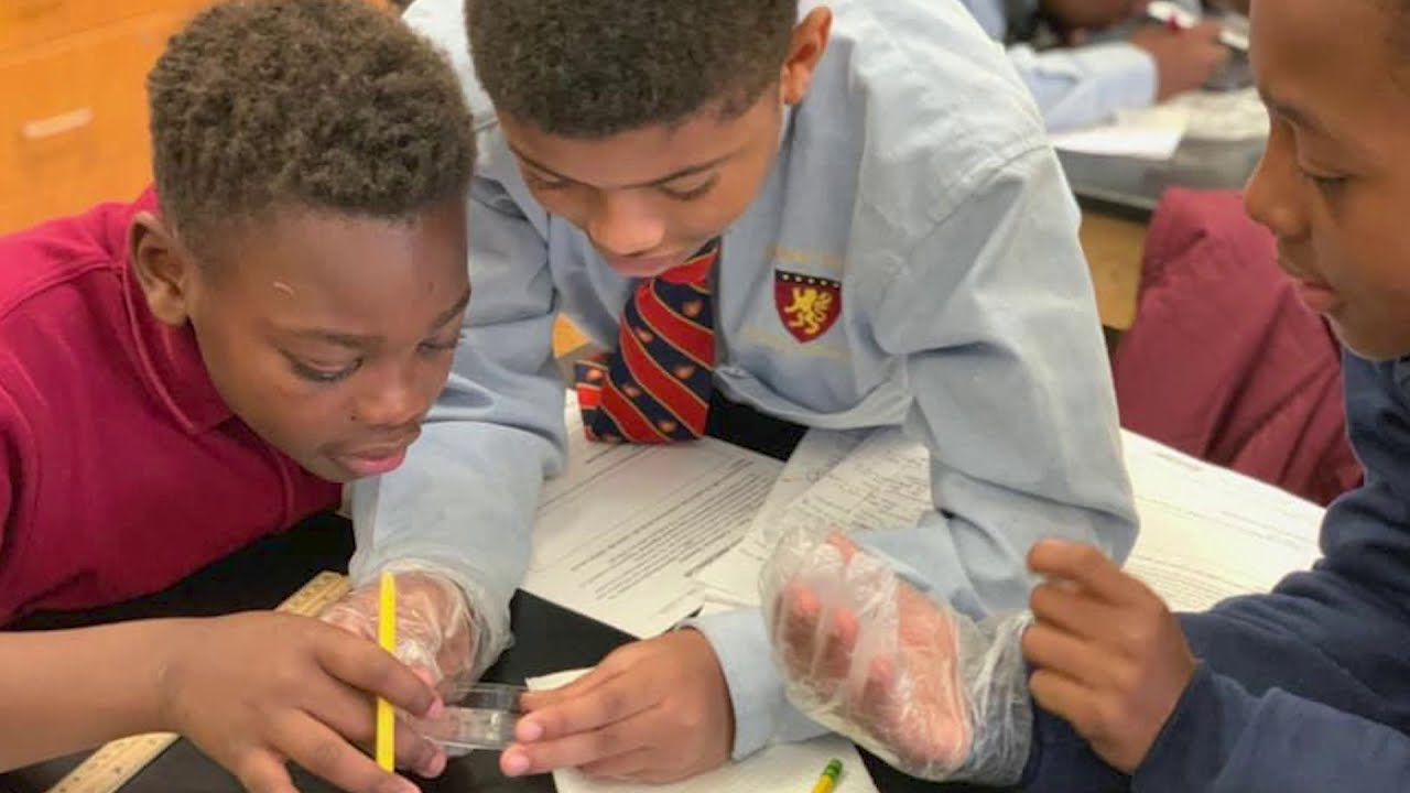 Citrix + Google Stand with the Baltimore Collegiate School for Boys