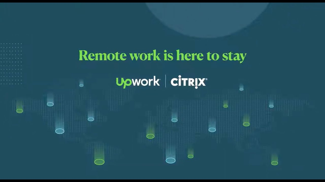 Upwork Talent Solution with Citrix Workspace