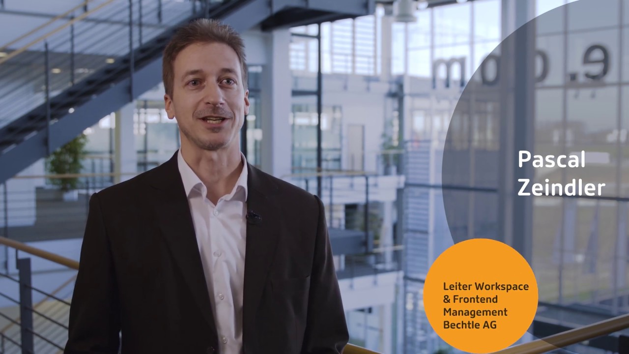 Bechtle takes employee experience to the next level with Citrix