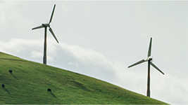 Wind energy leader powers into the future