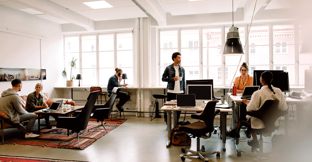 Employees want a more human workplace experience