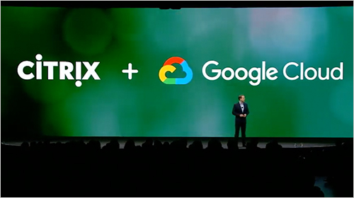 Innovation Citrix + Google Cloud